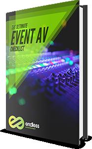 Event AV Checklist Cover